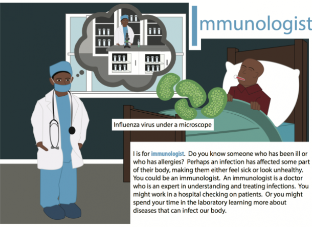 YOUNGSTEMSBook-SamplePage-Immunologist